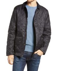 Barbour Denill Quilted Polar Fleece Jacket