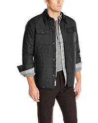Hawke & Co Lightweight Quilted Shirt Jacket