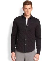 Michael Kors Michl Kors Quilted Shirt Jacket