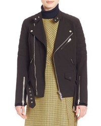3.1 Phillip Lim Sculpted Moto Jacket