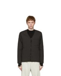 Rains Black Liner Jacket