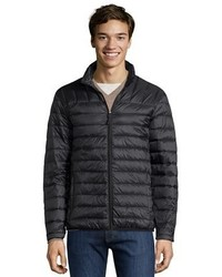 Hawke & Co Black Quilted Pro Series Packable Down Jacket