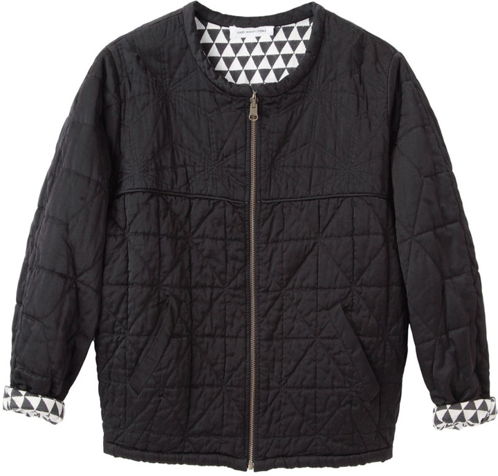 quilted coat - Black Isabel Marant Buy Cheap Cheapest 7dqdXxHdv