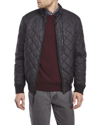 Andrew Marc Marc New York Delancey Quilted Bomber Jacket