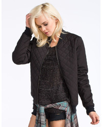 RVCA Mason Quilted Bomber Jacket