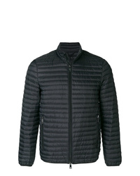 Emporio Armani Padded Zip Up Jacket