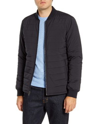 Nordstrom Men's Shop Quilted Bomber Jacket