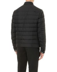 1f1502a06 Moncler Quilted Nylon Biker Jacket