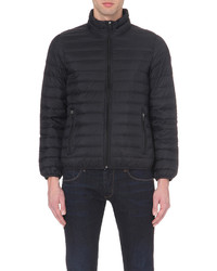 Armani Jeans Quilted Shell Jacket