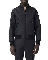 Burberry Richworth Thermoregulated Diamond Quilted Jacket