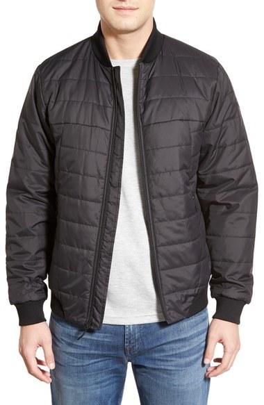 The North Face Mens The North Face Bodenburg Quilted Bomber