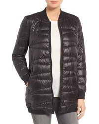 Water resistant quilted bomber jacket medium 1160315