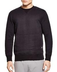 Zanerobe Quilted Crewneck Sweatshirt 100% Bloomingdales