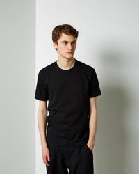 Comme Des Garons Shirt Man Patchwork Quilted T Shirt
