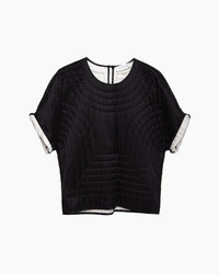 Etoile Isabel Marant Isabel Marant Toile Landers Quilted Silk Top