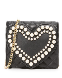 Moschino Boutique Quilted Cross Body Bag
