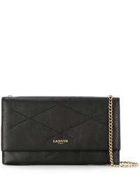 Lanvin Small Quilted Shoulder Bag