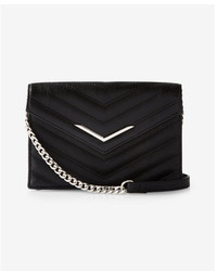 Express Mini Quilted Crossbody Bag