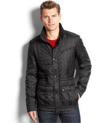 Calvin Klein Jacket Quilted Nylon Jacket