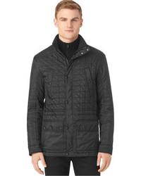 Calvin Klein Lightweight Nylon Quilted Four Pocket Jacket