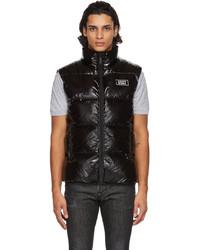 DSQUARED2 Black Down Puffer Vest