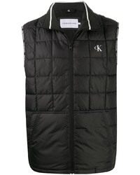 Calvin Klein Jeans Logo Quilted Gilet