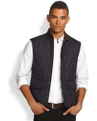 Barbour Lowerdale Quilted Vest | Where to buy & how to wear : barbour mens quilted vest - Adamdwight.com