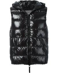 Sleeveless quilted jacket medium 835640