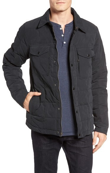 Volcom Fleming Quilted Jacket | Where to buy & how to wear : how to wear quilted jacket - Adamdwight.com