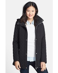 Hooded quilted jacket medium 5170027