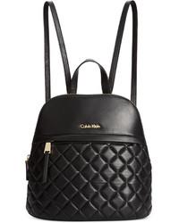 Calvin Klein Chelsea Lamb Backpack