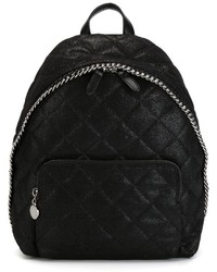 Falabella quilted backpack medium 621306