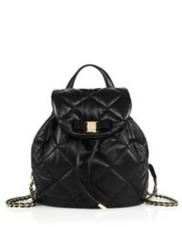 Salvatore Ferragamo Giuliette Quilted Backpack