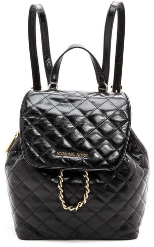 Michl Michl Kors Susannah Quilted Backpack