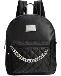 Calvin Klein Quilted Chain Backpack