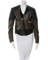 Balenciaga Quilted Leather Jacket
