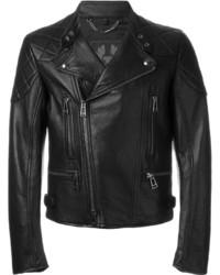 Belstaff Quilted Biker Jacket
