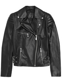 McQ by Alexander McQueen Mcq Alexander Mcqueen Quilted Leather Biker Jacket