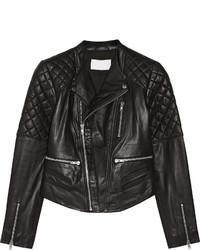 W118 By Walter Baker Mindy Leather Biker Jacket