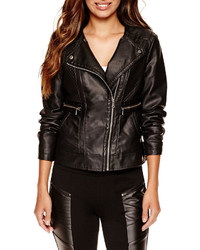 Worthington Worthington Faux Leather Jacket