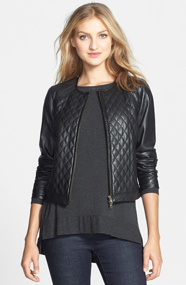 Eileen fisher black jacket