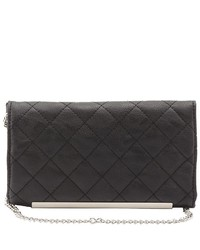 Charlotte Russe Quilted Convertible Crossbody Bag