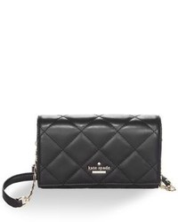 Kate Spade New York Agnes Quilted Leather Clutch