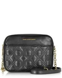 Diane von Furstenberg Black Voyage Gemini Crossbody Bag