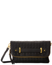 Jessica Simpson Carlyle Quilted Foldover Crossbody