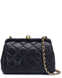 Chanel Vintage Quilted Shoulder Bag Out of stock · Chanel Vintage Mini Kiss  Lock Crossbody Bag ffb2b8d840daa