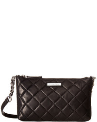 Calvin Klein Chelsea Quilted Leather Crossbody