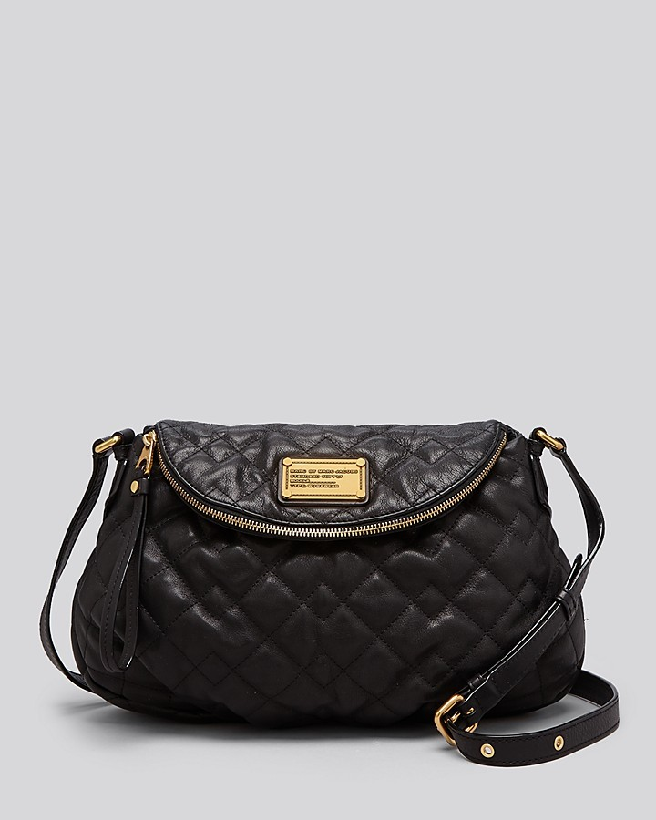 Marc by Marc Jacobs Crossbody New Q Quilted Natasha   Where to buy ... : marc jacobs quilted crossbody bag - Adamdwight.com