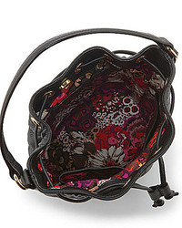 Vera Bradley Emerson Quilted Leather Convertible Cross Body Bag ... 621679c13efac
