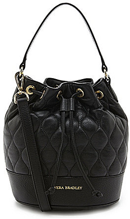 ... Vera Bradley Emerson Quilted Leather Convertible Cross Body Bag ... f2ac6c00f7a46